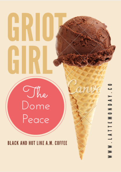 Griot Girl - Film Script Reivew poster